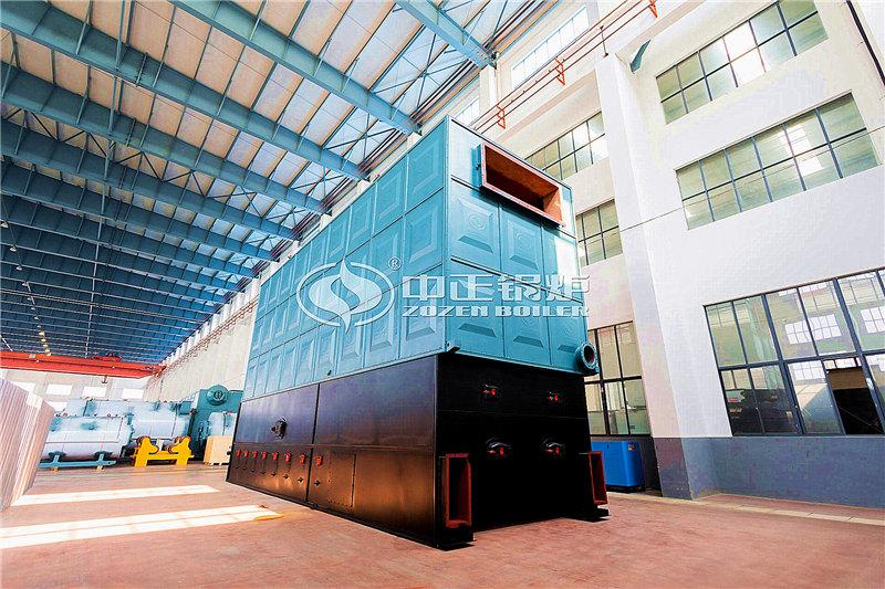 北京卧式常压燃煤锅炉构造