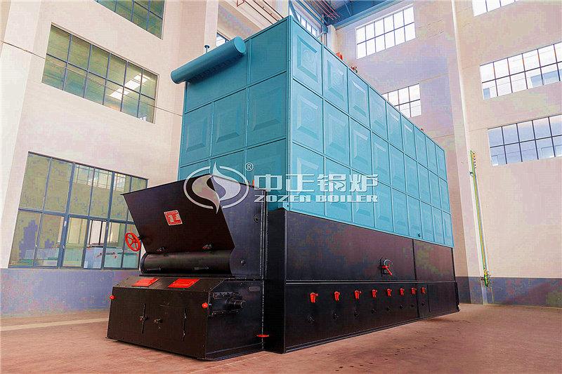 吴忠燃气导热油炉构造