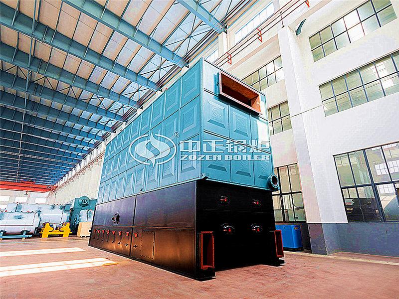 联合循环电站立式和卧式余热锅炉的特点与区别