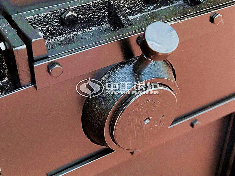 立式燃气导热油锅炉代号