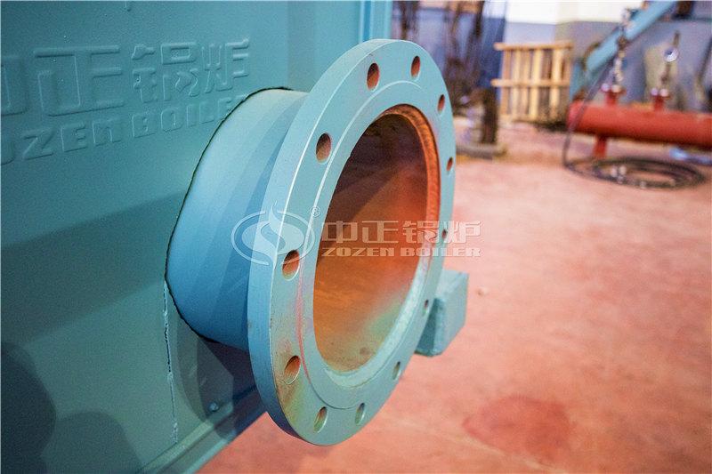 小型燃气导热油锅炉