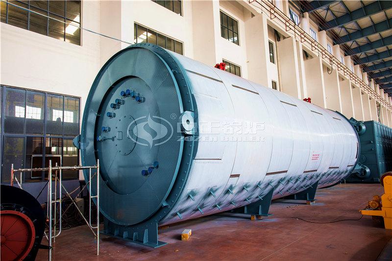燃气导热油锅炉型号yy(q)w