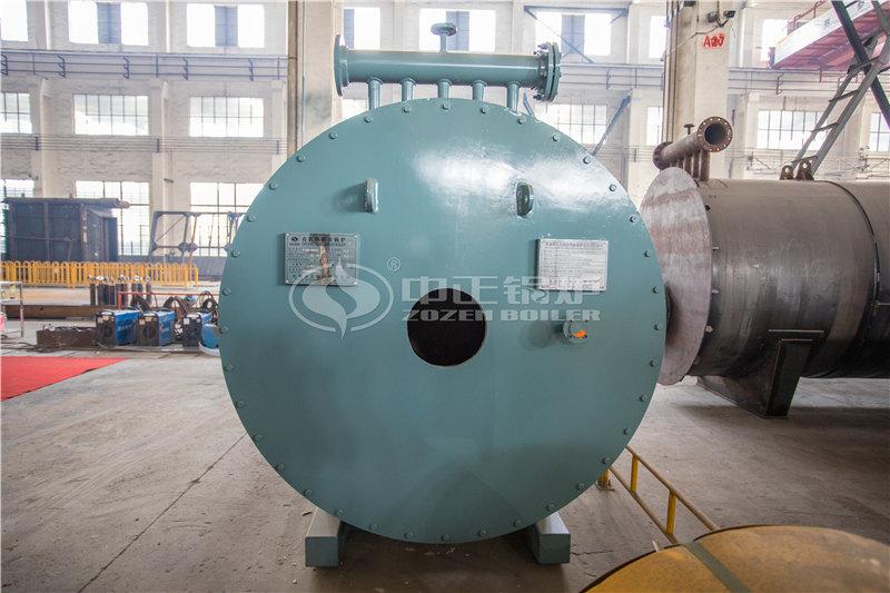 燃气导热油锅炉尺寸