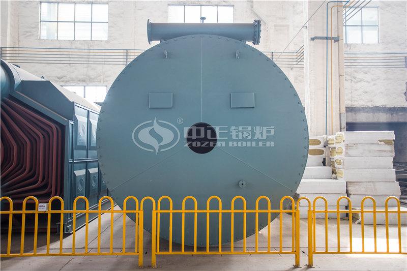 信阳卧式导热油炉技术原理