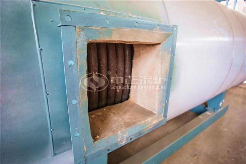 梅州卧式导热油炉原理