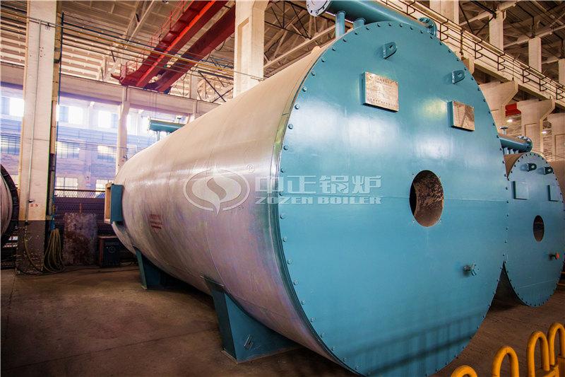 燃气导热油锅炉及配套设备