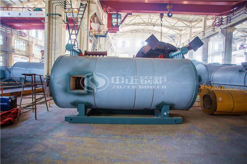 燃气导热油锅炉加工