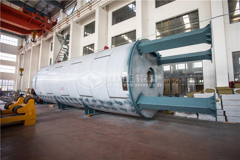 燃气导热油锅炉安装地型的选择