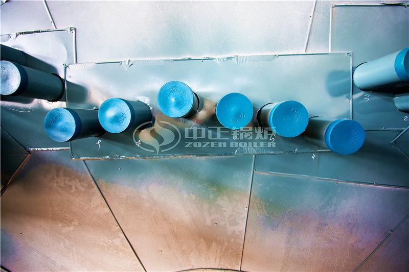 燃气导热油锅炉氧化物超标如何处理